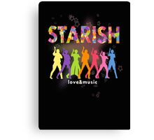 STARISH! (2) Canvas Print