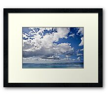 Perpetual Vacation Framed Print