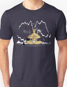 Serene Samurai T-Shirt