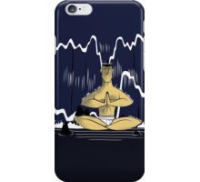 Serene Samurai iPhone Case/Skin
