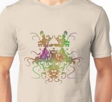 Rorschach Abstract Psychedelic #1 Unisex T-Shirt