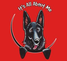 Black German Shepherd :: Its All About Me Kids Clothes
