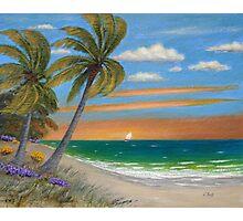 Coastal Breeze Photographic Print