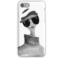 I'm cold and pretty iPhone Case/Skin