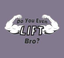 Do You Even Lift Kids Tee