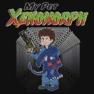 My Pet Xenomorph by PureOfArt