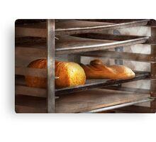 Kitchen - Food - Bread - Freshly baked bread  Canvas Print