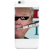 A small loan of a million dollars!! iPhone Case/Skin