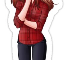 Amy Pond Sticker
