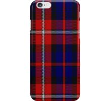 01002 Clan Pipers Frankfurt & District Pipe Band Tartan Fabric Print Iphone Case iPhone Case/Skin