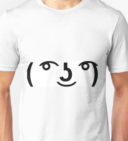 Lenny face Shirt Unisex T-Shirt