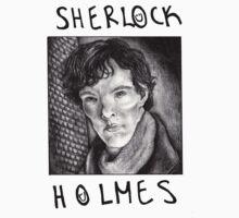 Sherlock Holmes RULES by darkbluekitkat