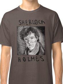 Sherlock Holmes RULES Classic T-Shirt