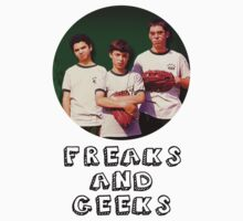 (Freaks and) Geeks by grungeandglam