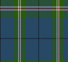 01011 Cleland Clan/Family Tartan Fabric Print Iphone Case by Detnecs2013