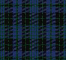 01016 Clergy (Clark) Tartan Fabric Print Iphone Case by Detnecs2013