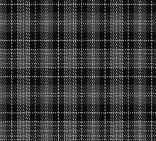 01018 Clergy (Grey) Clan/Family Tartan Fabric Print Iphone Case by Detnecs2013