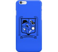 Sherlock Fan Crest iPhone Case/Skin