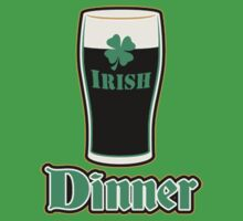 Irish Beer Dinner by GeekLab