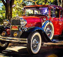 Classic Ford  by 1EddiejrAlvarez