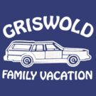 Griswold Family Vacation T-Shirt by GeekLab