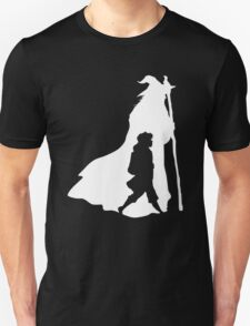 On an Adventure - inverted T-Shirt