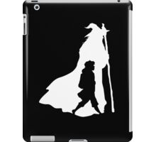 On an Adventure - inverted iPad Case/Skin