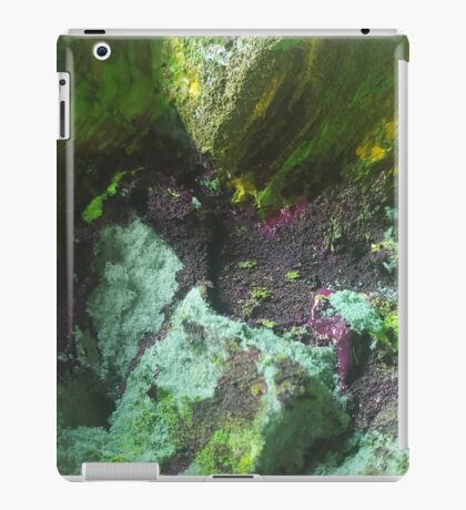 textured cubes iPad Case/Skin