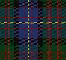 01031 Cochrane (1984) Clan/Family Tartan Fabric Print Iphone Case by Detnecs2013
