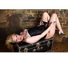 Courtney Renae #2 Photographic Print
