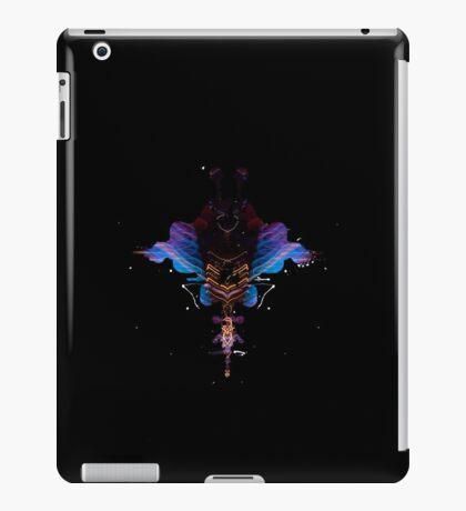 Stingray Inkblot iPad Case/Skin