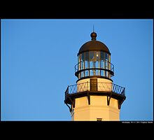 Historic Mountak Point Light - Montauk, New York by © Sophie W. Smith