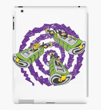 Tentacle Traveling iPad Case/Skin