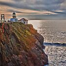Point Bonita Lighthouse by Studio17a