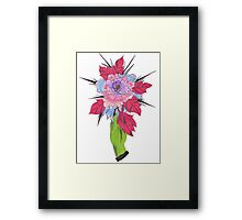 Wicked Witch Hand Framed Print