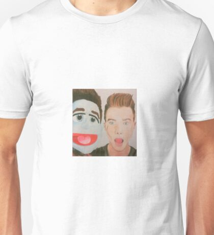 Chris Colfer Puppet Unisex T-Shirt