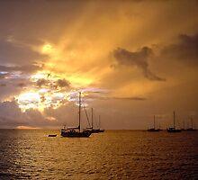 Evening by globeboater