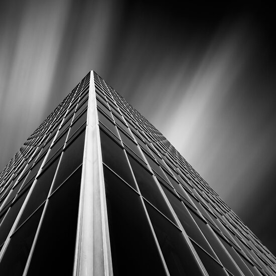 Cityscapes #1 by Kim Hansen