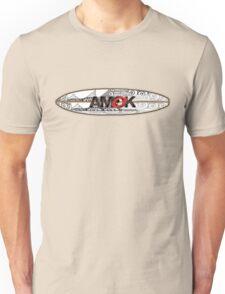 AMOK - tribal breaker surfboard Unisex T-Shirt