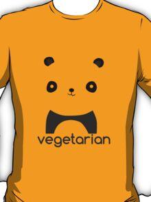Vegetarian Panda T-Shirt