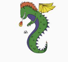 Little Dragon Friend Kids Clothes