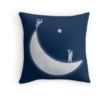 Skate Park Throw Pillow