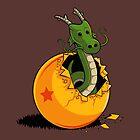 Dragon Egg by Naolito