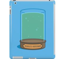 Headless Horseman's Jar iPad Case/Skin