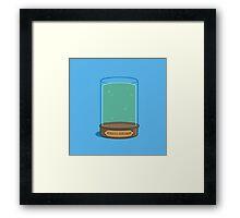 Headless Horseman's Jar Framed Print