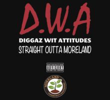Diggaz wit attitudes by Moreland Community Gardening