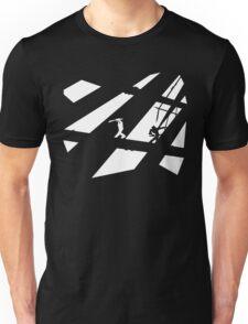 Black and White Shinobis Unisex T-Shirt