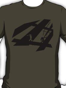 White and Black Shinobis T-Shirt