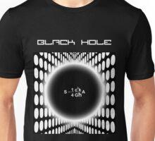 Black Hole Formula Unisex T-Shirt