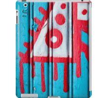 Cubic Man iPad Case/Skin